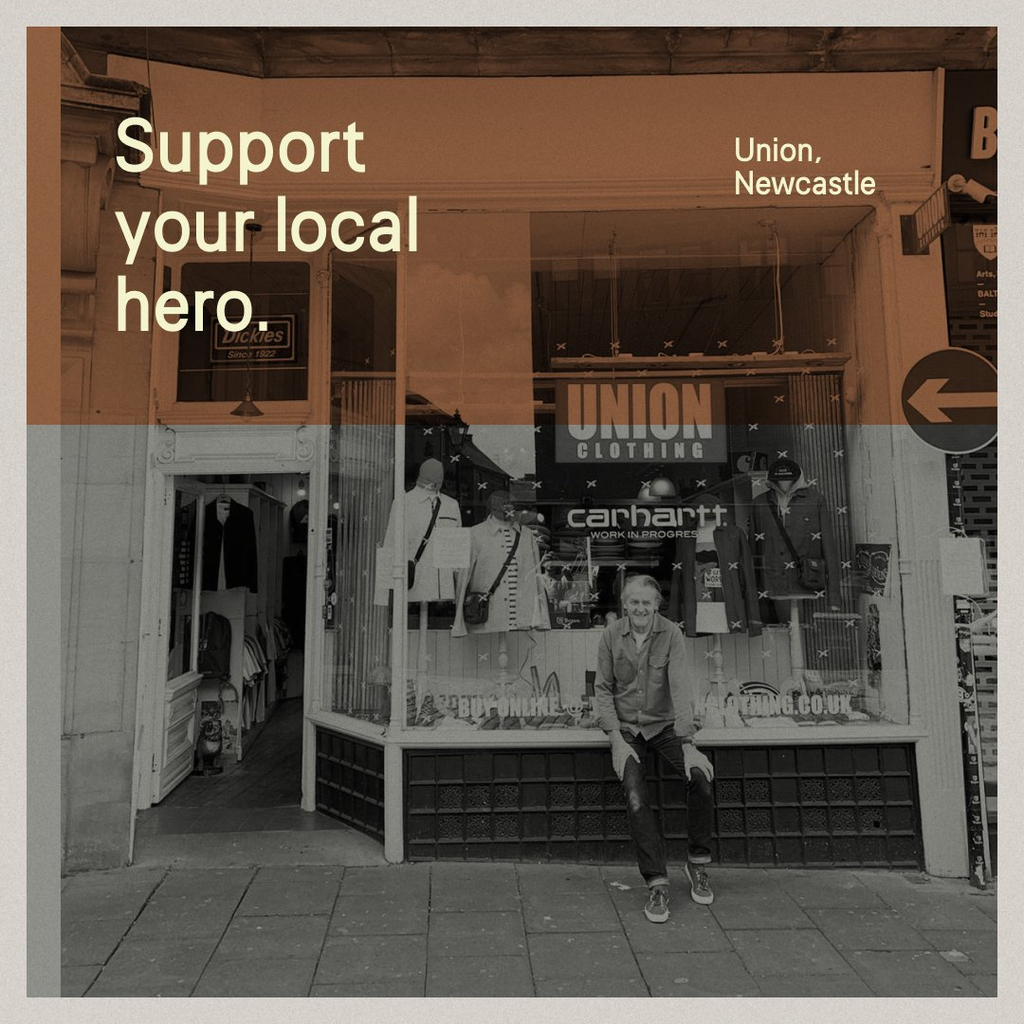 Local Heroes — Union, Newcastle