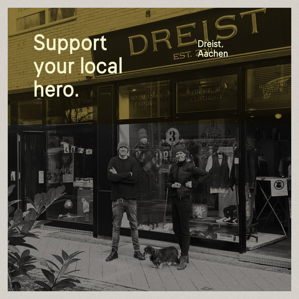Local Heroes – Dreist, Aachen