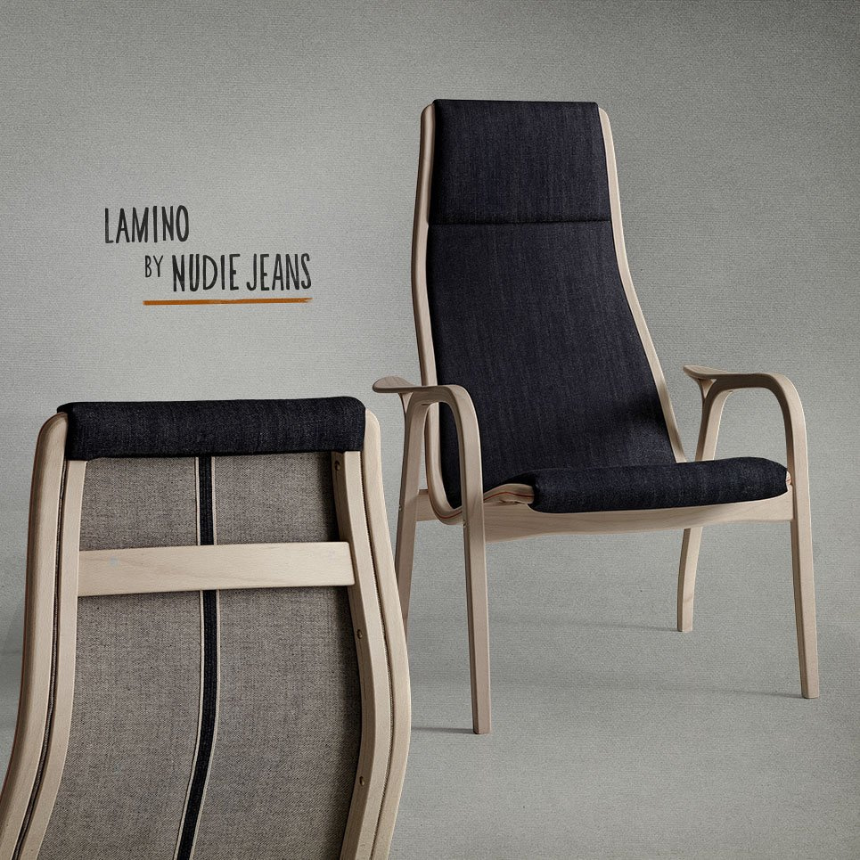 Lamino by Nudie Jeans A tribute to sustainable design Nudie Jeans