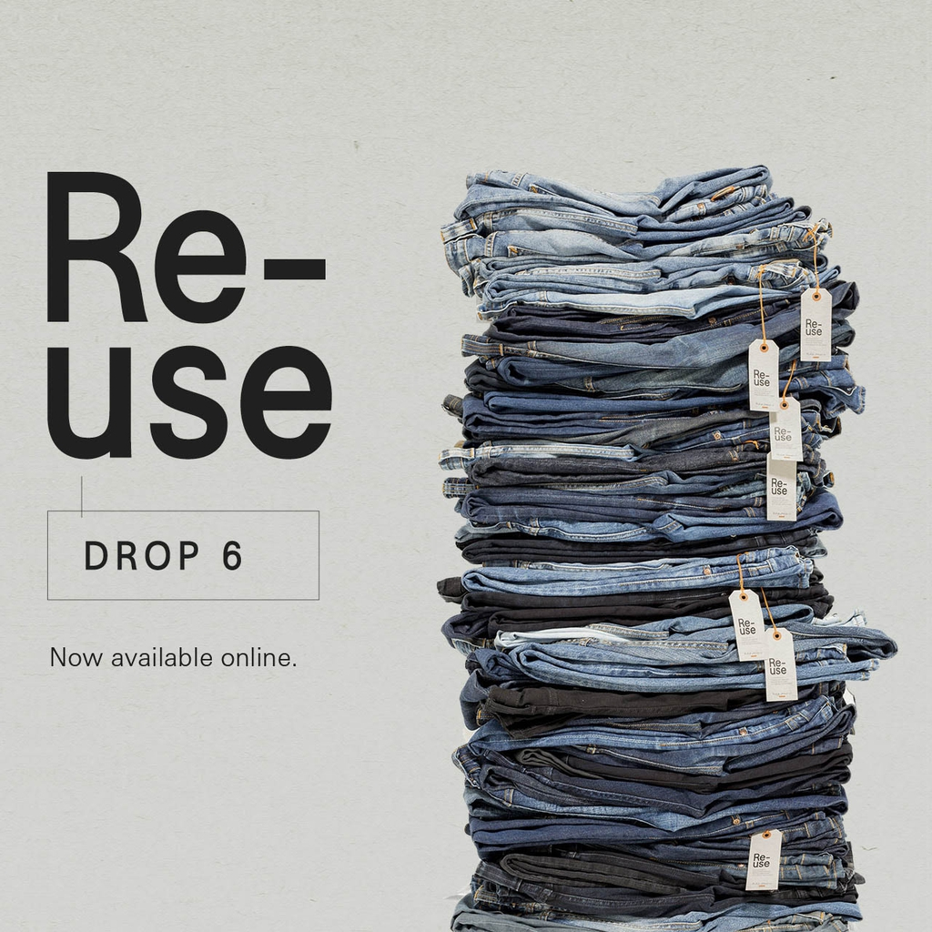 Re-use online: Drop 6 is now live