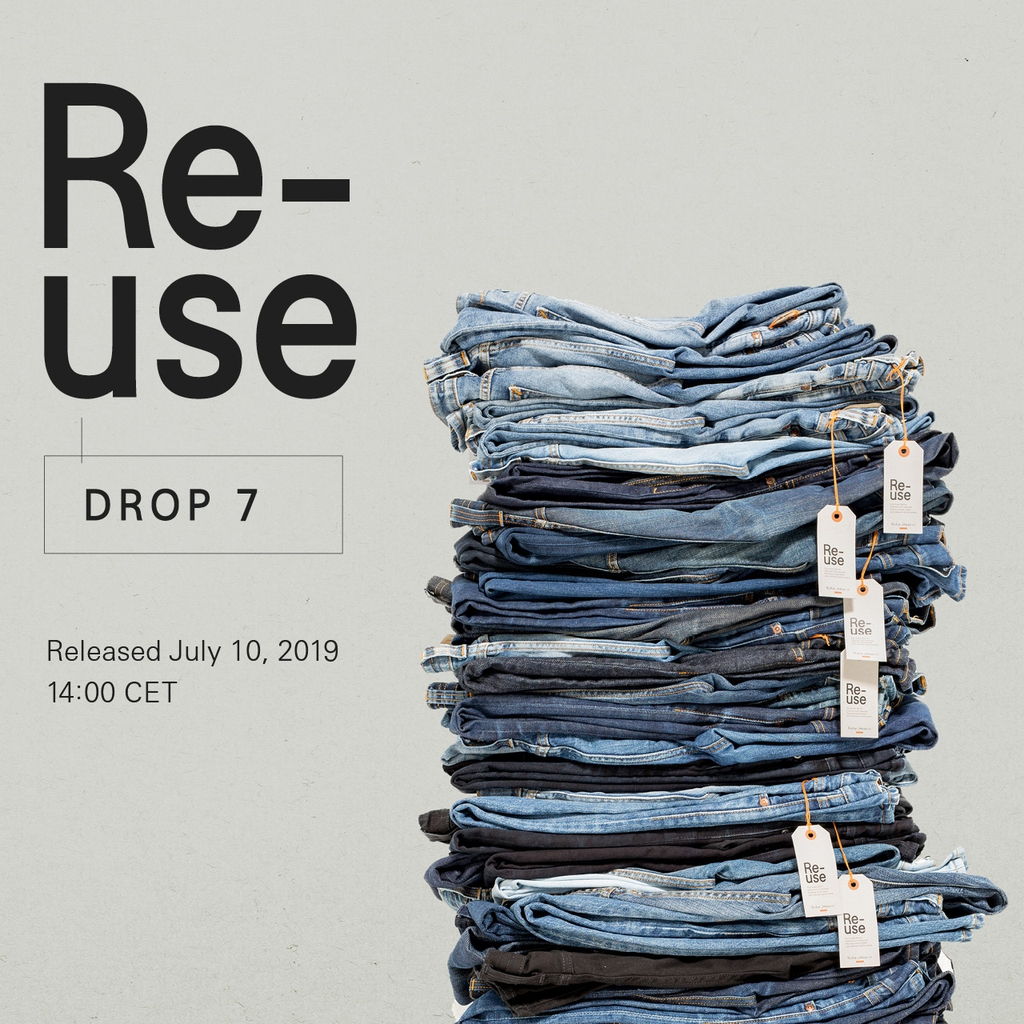 Re-use online: Drop 7 now online