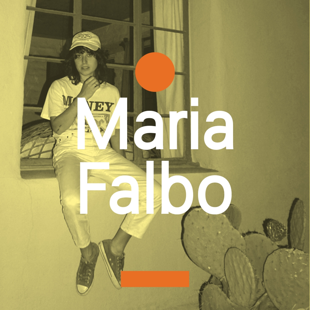 Curated by Maria Falbo