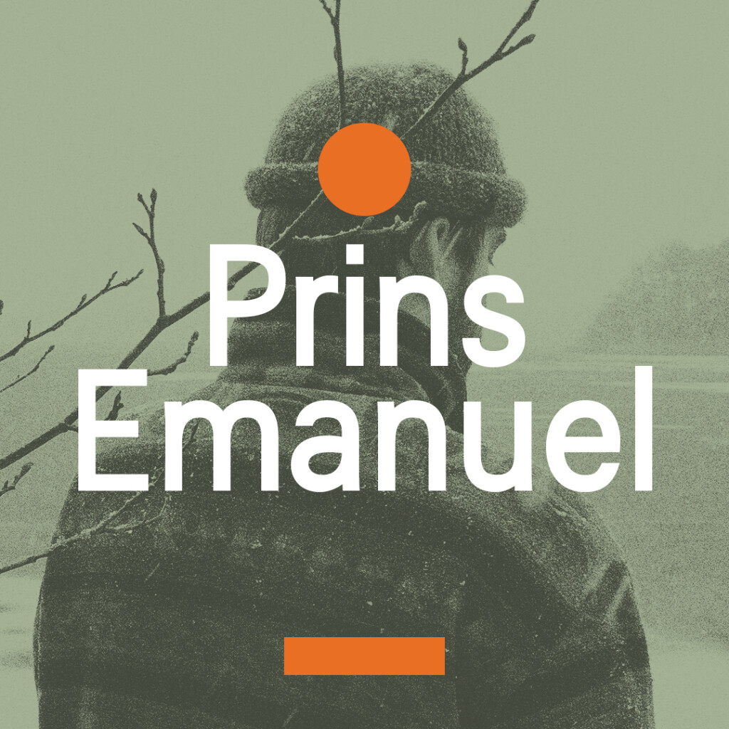 Curated by Prins Emanuel