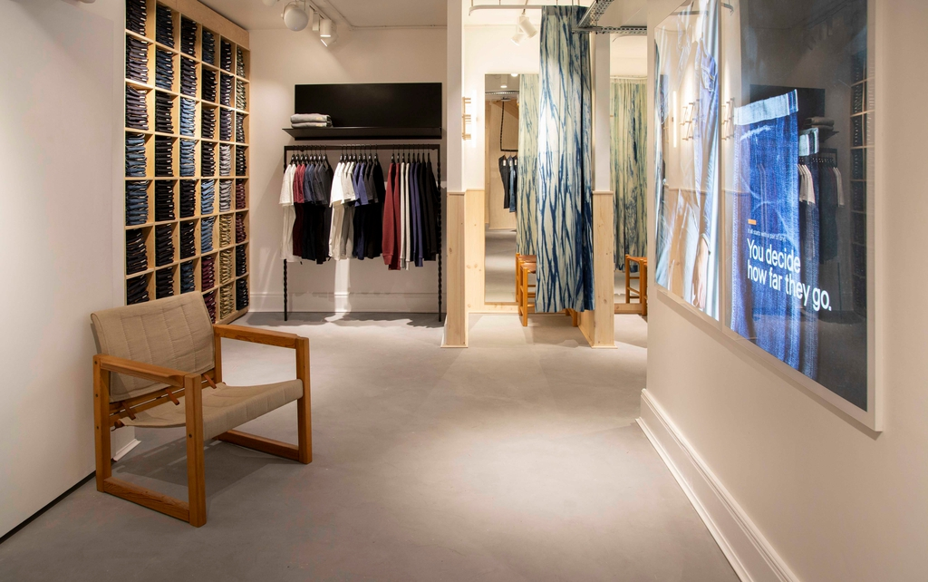 Nudie Jeans Seven Dials now open