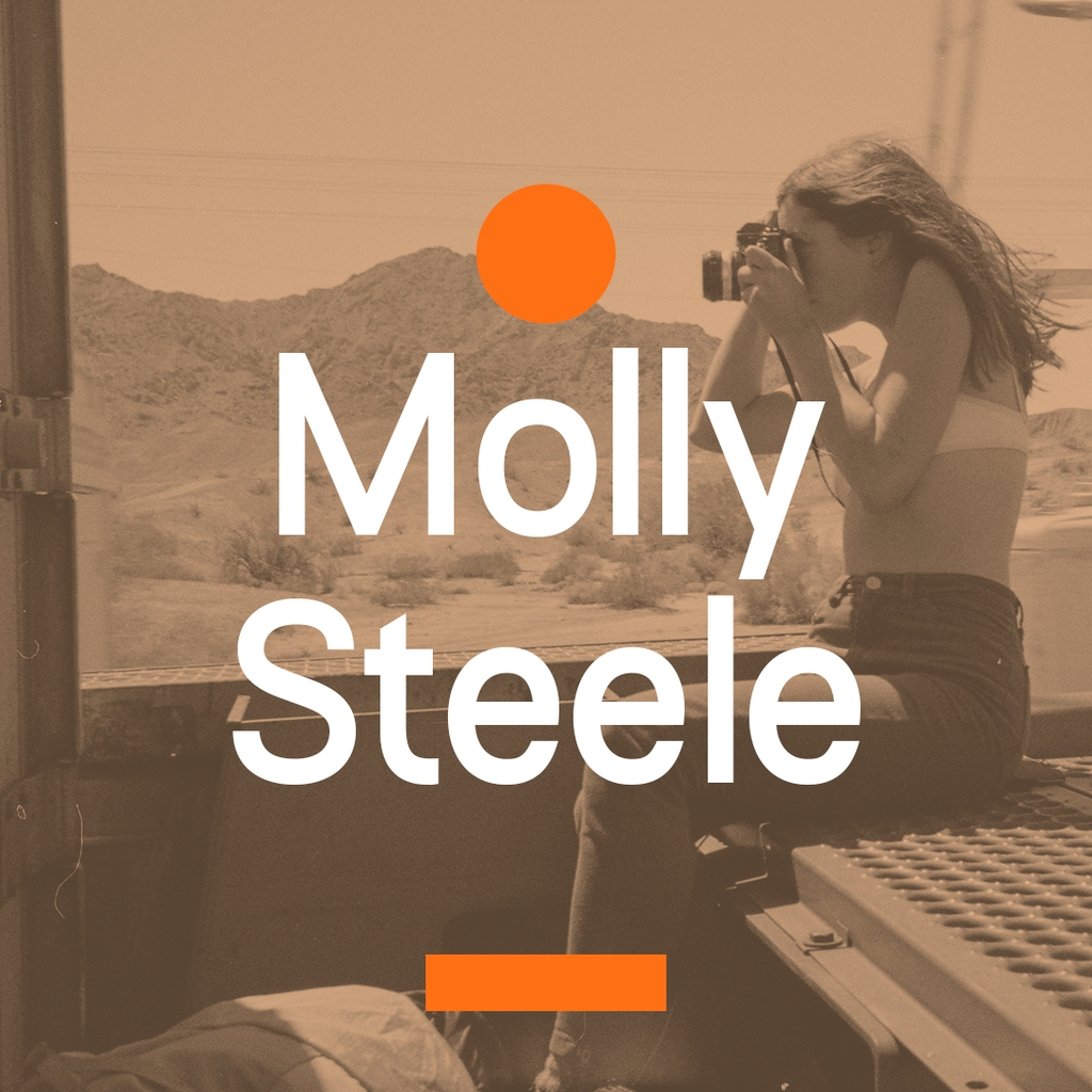 Curated by Molly Steele