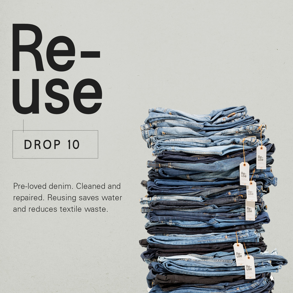 Re-use online drop 10 available now.