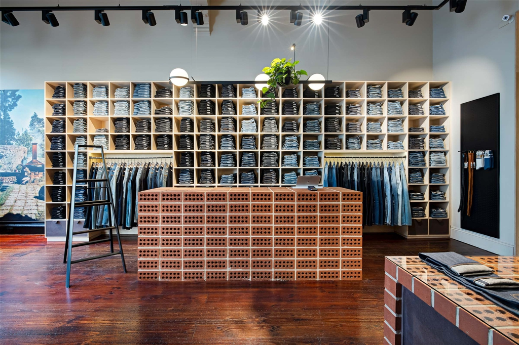 Nudie Jeans Rundle St. now open