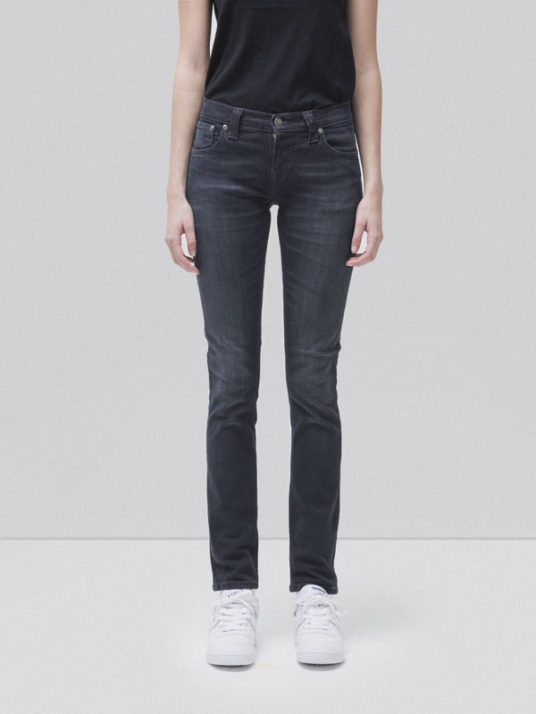 Tight Long John Org. Black And black jeans