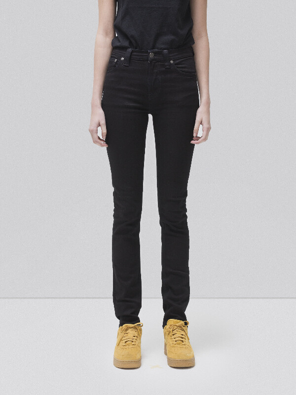 High Kai Black Black black jeans
