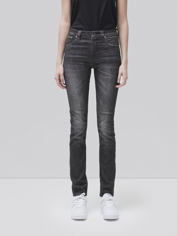 High Kai Org. Ogatan prewashed jeans