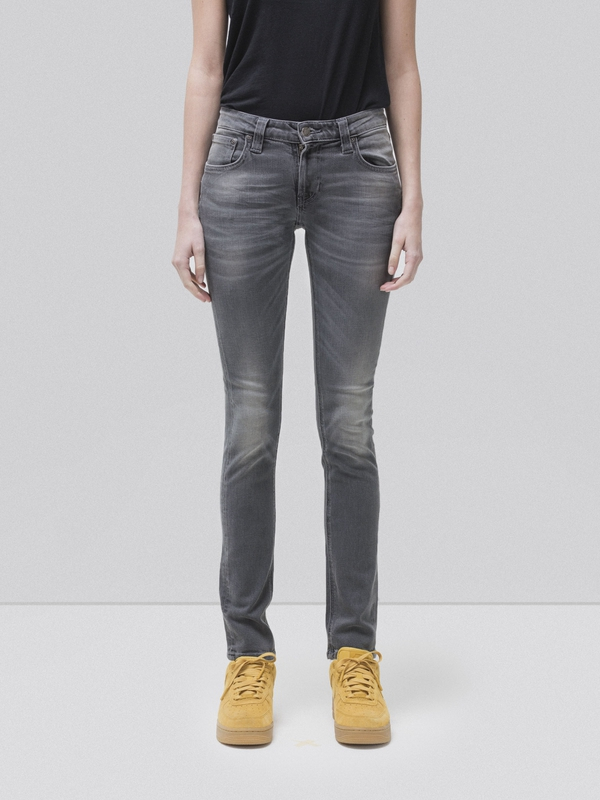 Skinny Lin Back To Grey prewashed jeans