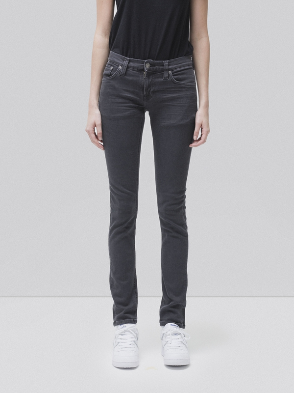 Long John Grey On Grey prewashed jeans