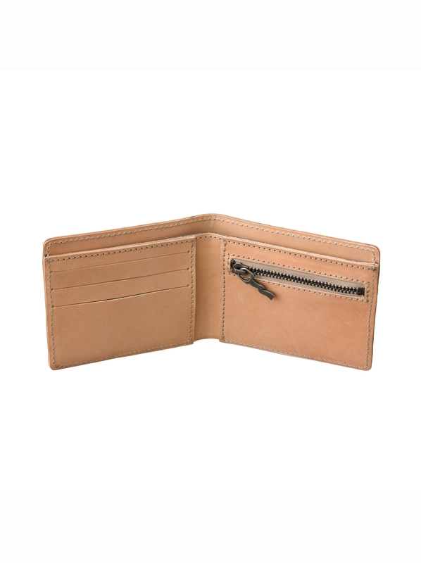Callesson Leather Wallet Natural