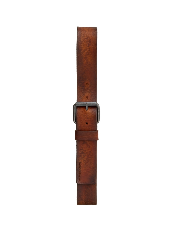 Fredsson Distressed Belt Brown belts accessories