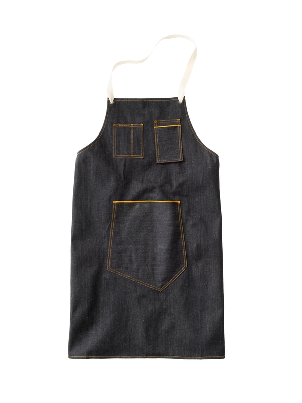 Apron Org. Selvage Denim misc accessories selvage