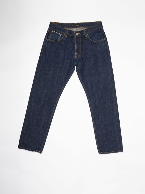 Steady Eddie Re-use 682 selvage re-use dark-blue