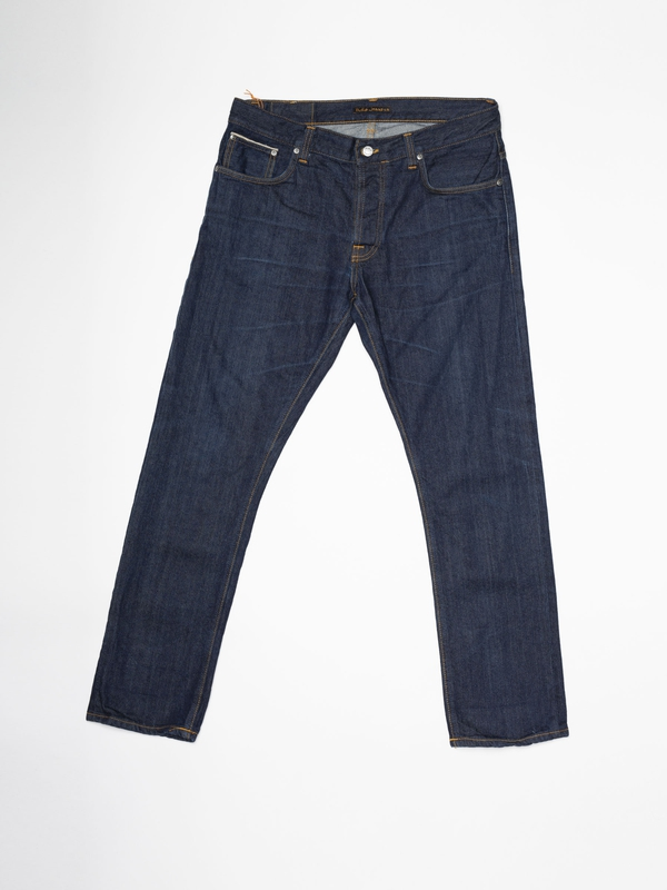 Dude Dan Re-use 876 selvage re-use dark-blue