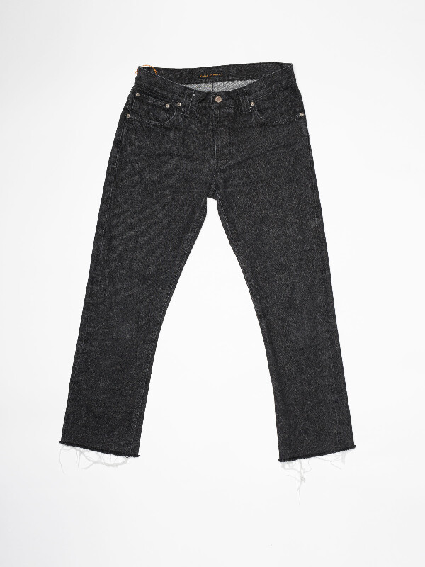 Grim Tim Re-use 938 selvage re-use black