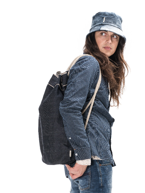 Abbesson Ditty Bag Denim bags accessories