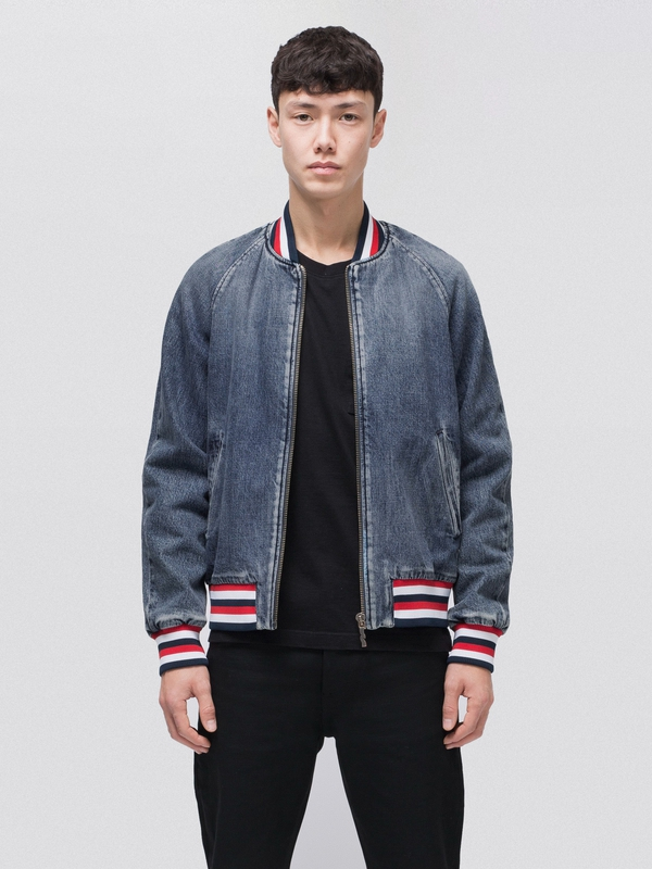 Alex Bomber Jacket jackets