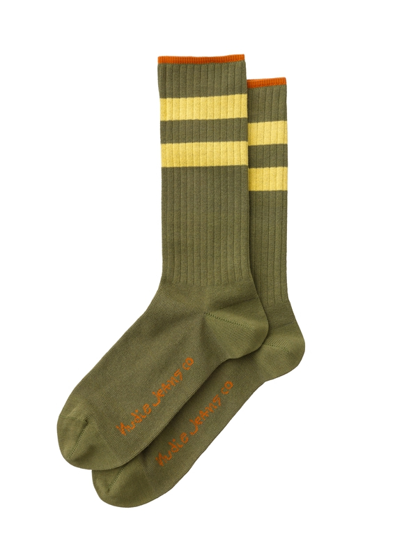 Amundsson Sport Socks Beech Green socks underwear