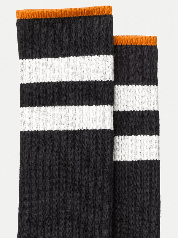 Amundsson Sport Socks Black/White