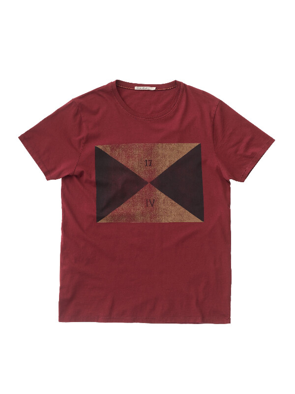 Anders Flag Mantle Red