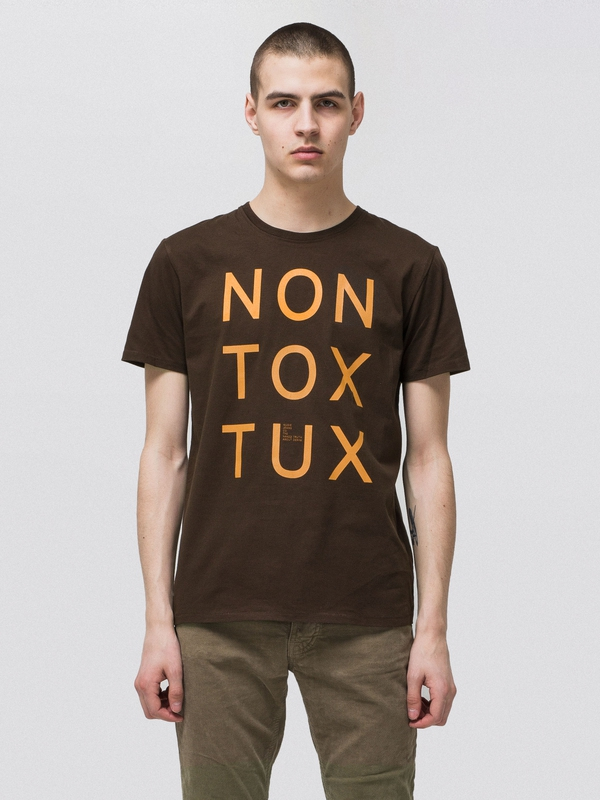 Anders Non Tox Tux Choko short-sleeved tees
