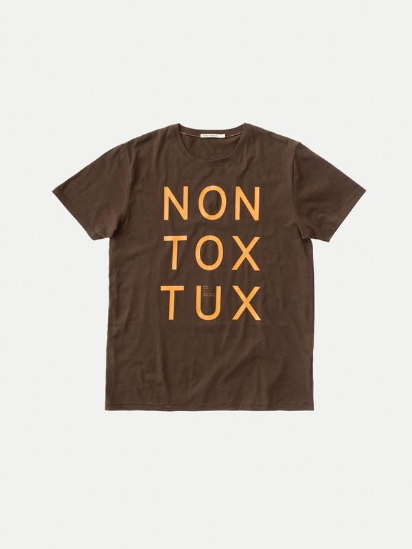 Anders Non Tox Tux Choko short-sleeved tees printed