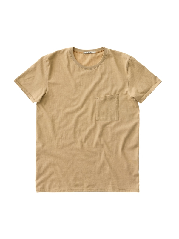 Anders Tilted Pocket Beige