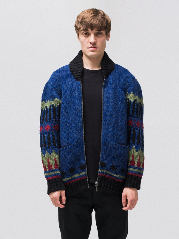 Artur Knitted Jacket knits