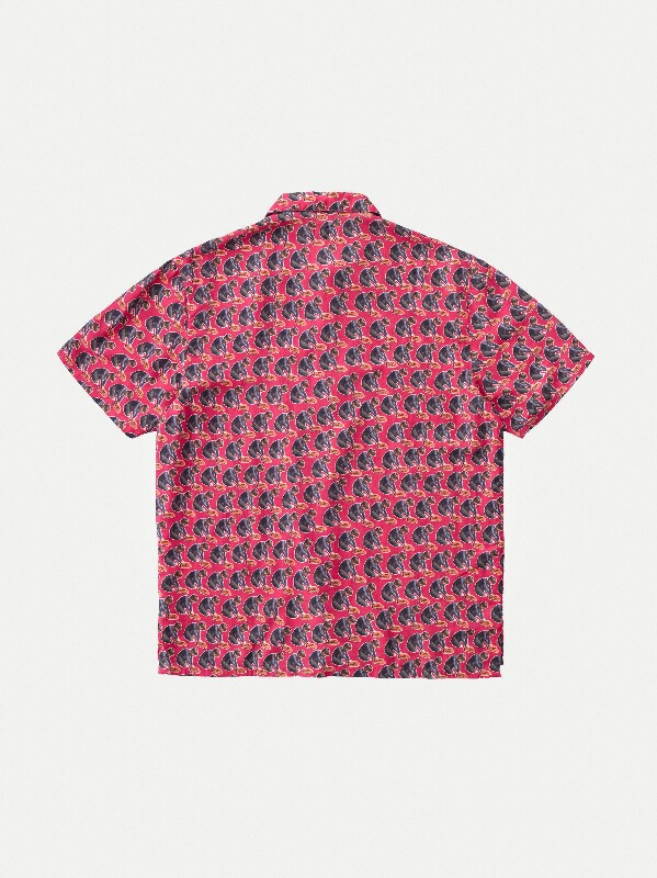 Arvid Hawaii Logo Boy Cerise