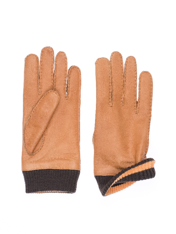 Arvidsson Leather Glove Brown accessories