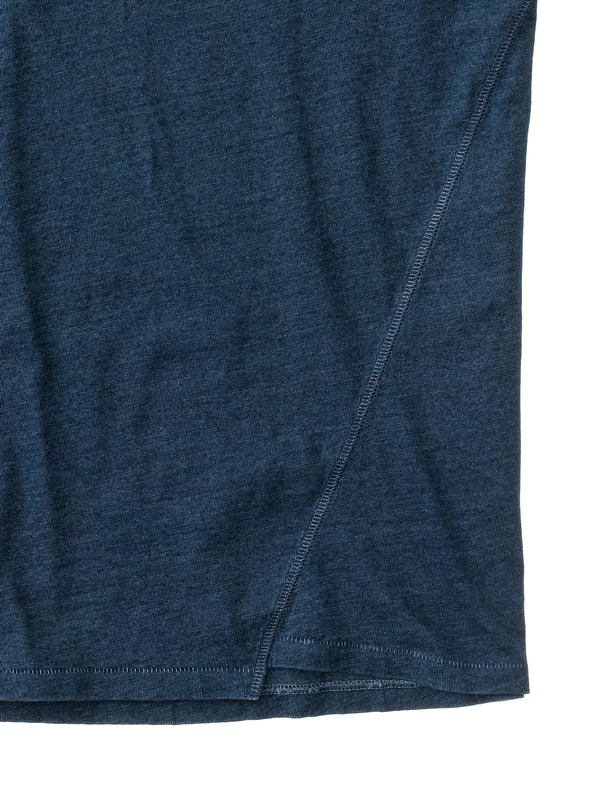 Assar Skewed Shoulder Indigo
