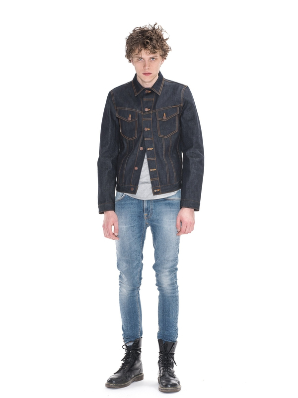 Billy Dry Ring Denim
