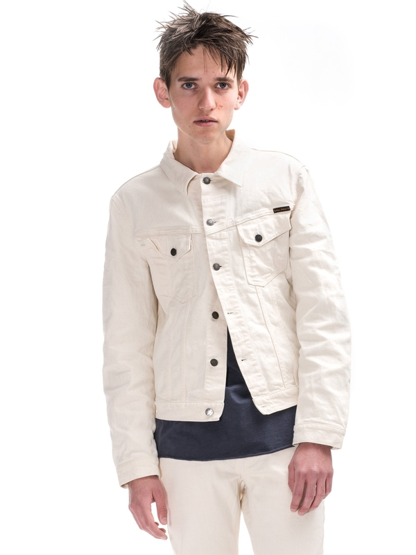 Billy Dry Twill dry denim-jackets