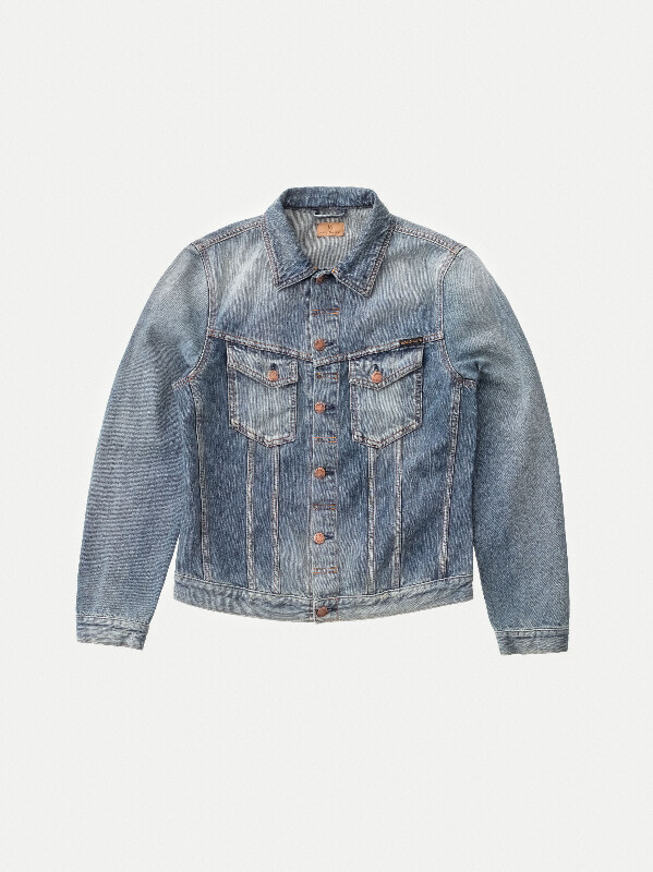 Billy Redcast prewashed denim-jackets