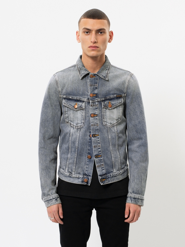 Billy Salty Vintage prewashed denim-jackets