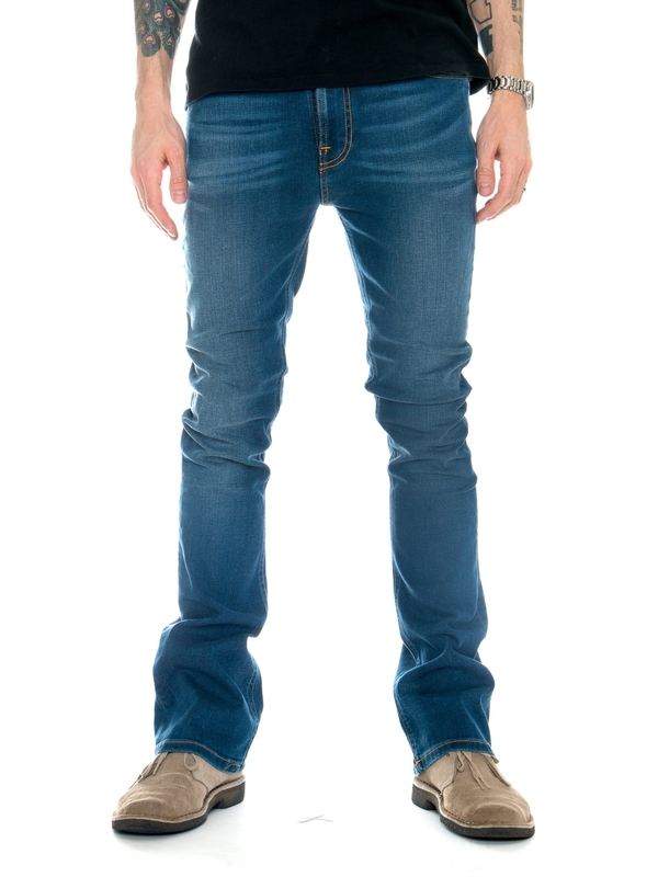 Boot Ben Moon River prewashed jeans