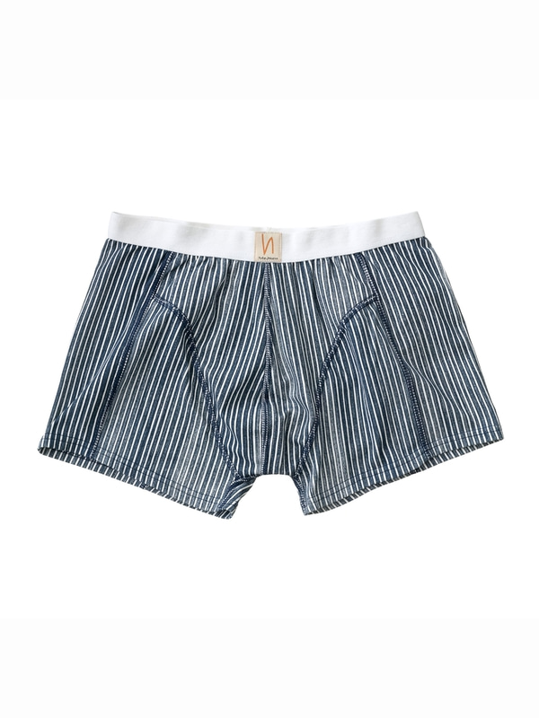 Boxer Briefs Dawn Stripes Navy boxers underwear