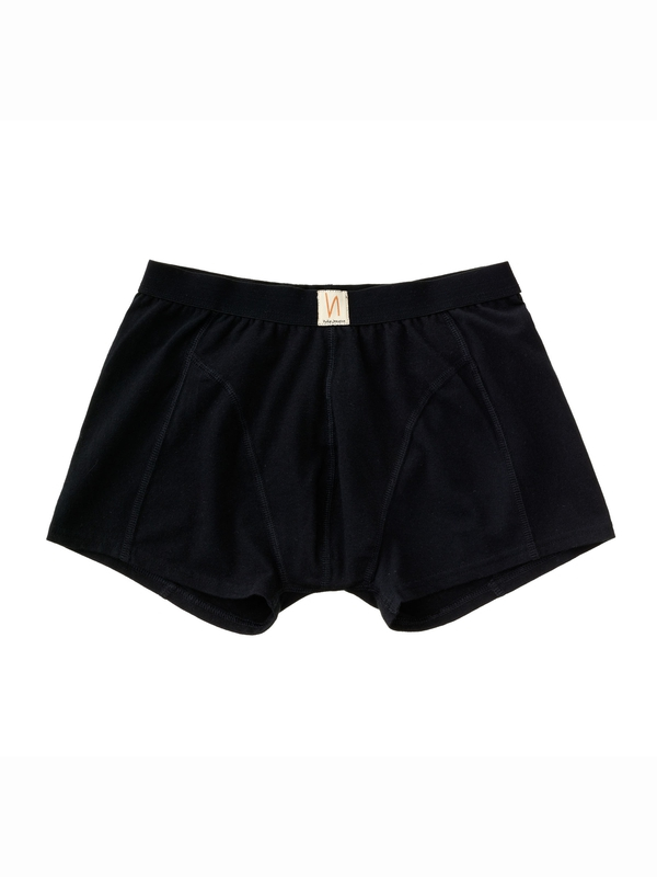 Boxer Briefs Solid Black underwear boxers