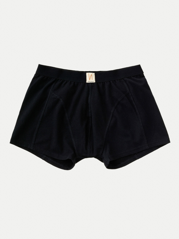Boxer Briefs Solid Black boxers underwear