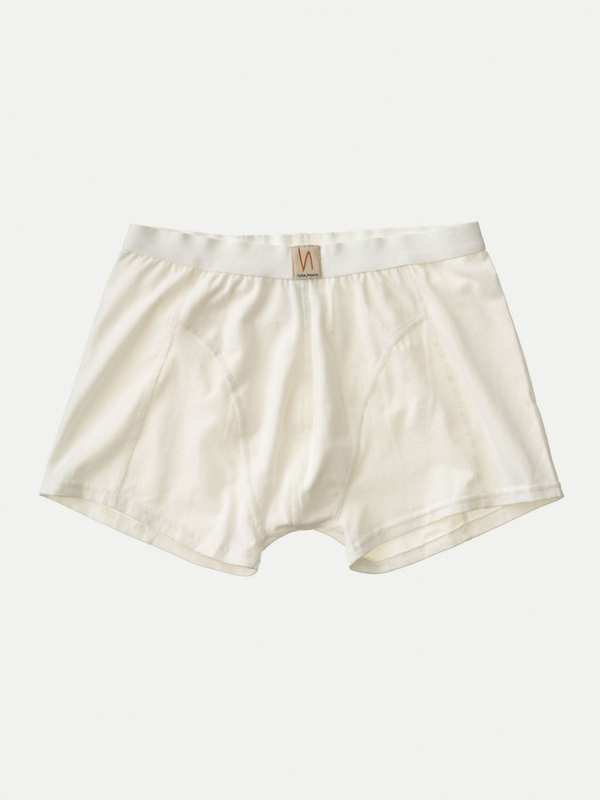 Boxer Briefs Solid White boxers underwear