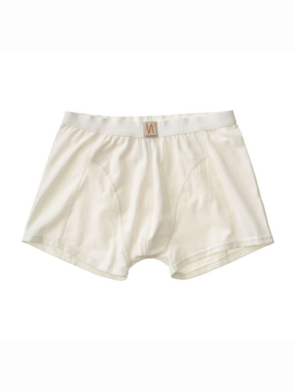 Boxer Briefs Solid White