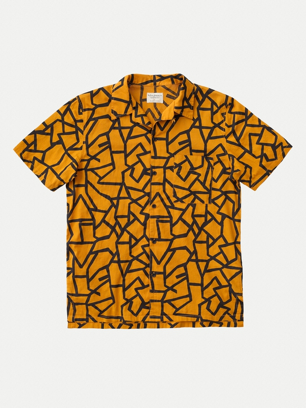 Brandon Mosaik short-sleeved shirts