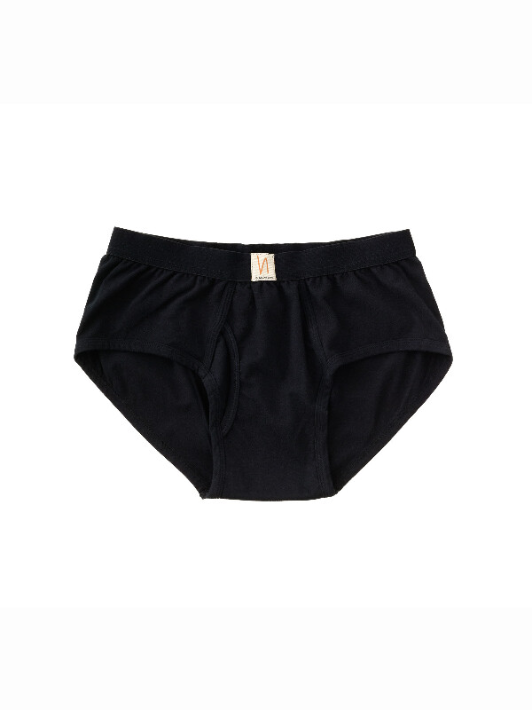 Briefs Solid Black underwear briefs boxers