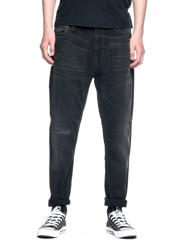 Brute Knut Black Escape prewashed jeans