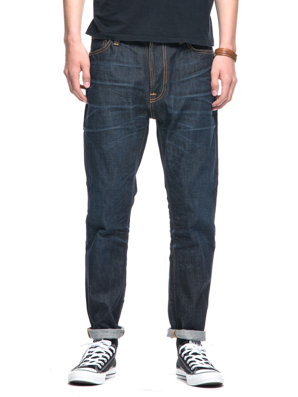 Brute Knut Crinkle Blues prewashed jeans