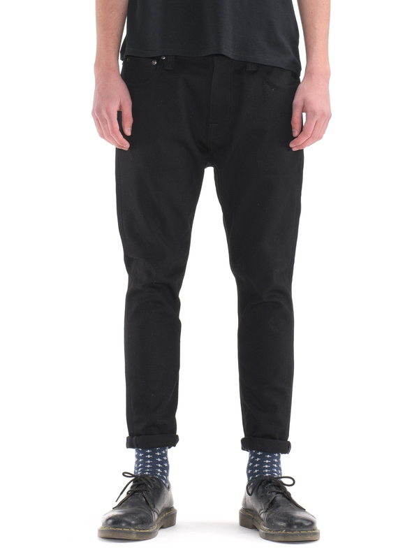 Brute Knut Dry Cold Black black jeans