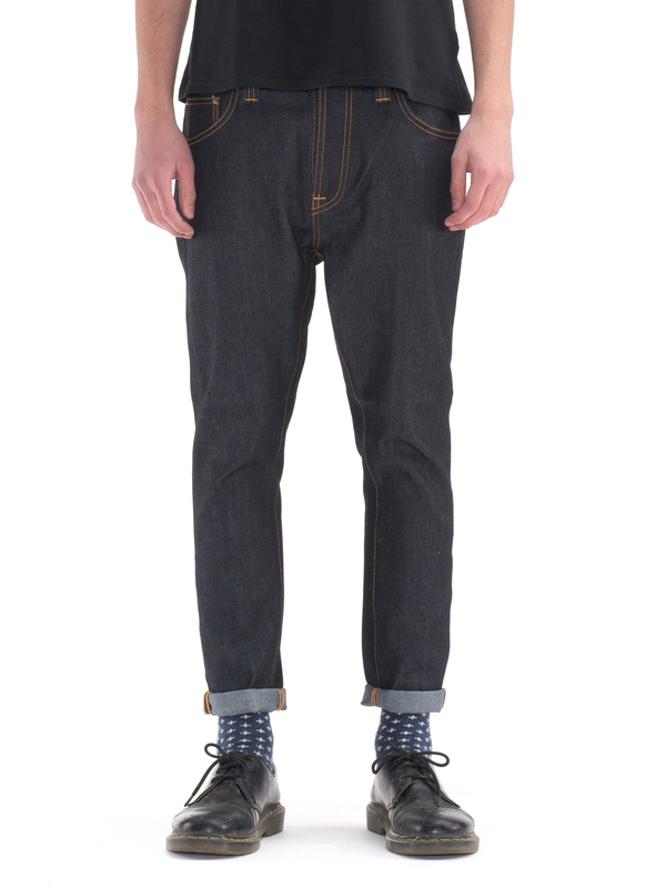 Brute Knut Dry Navy Comfort dry jeans